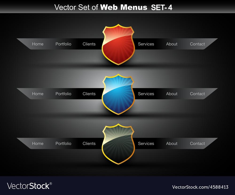 Web label vector | Price: 1 Credit (USD $1)