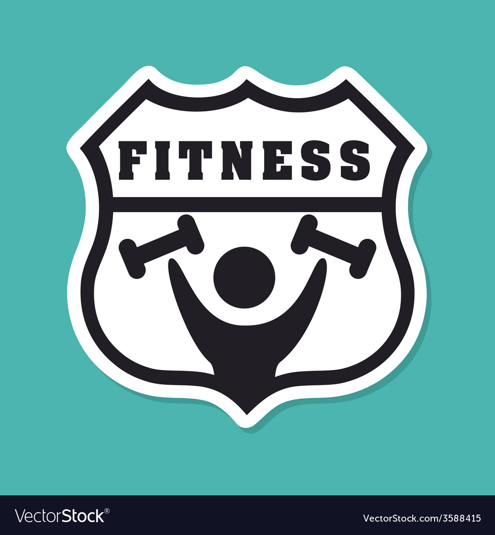 Weight lifting vector   Price: 1 Credit (USD $1)