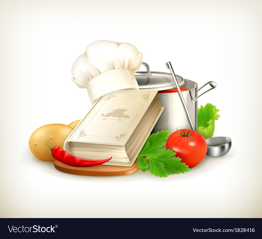 Cooking vector | Price: 3 Credit (USD $3)