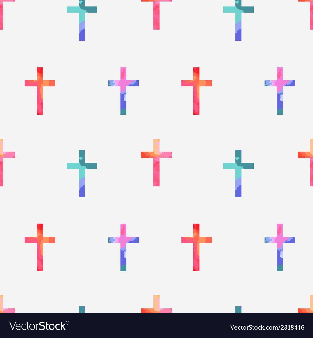 Cross pattern vector | Price: 1 Credit (USD $1)