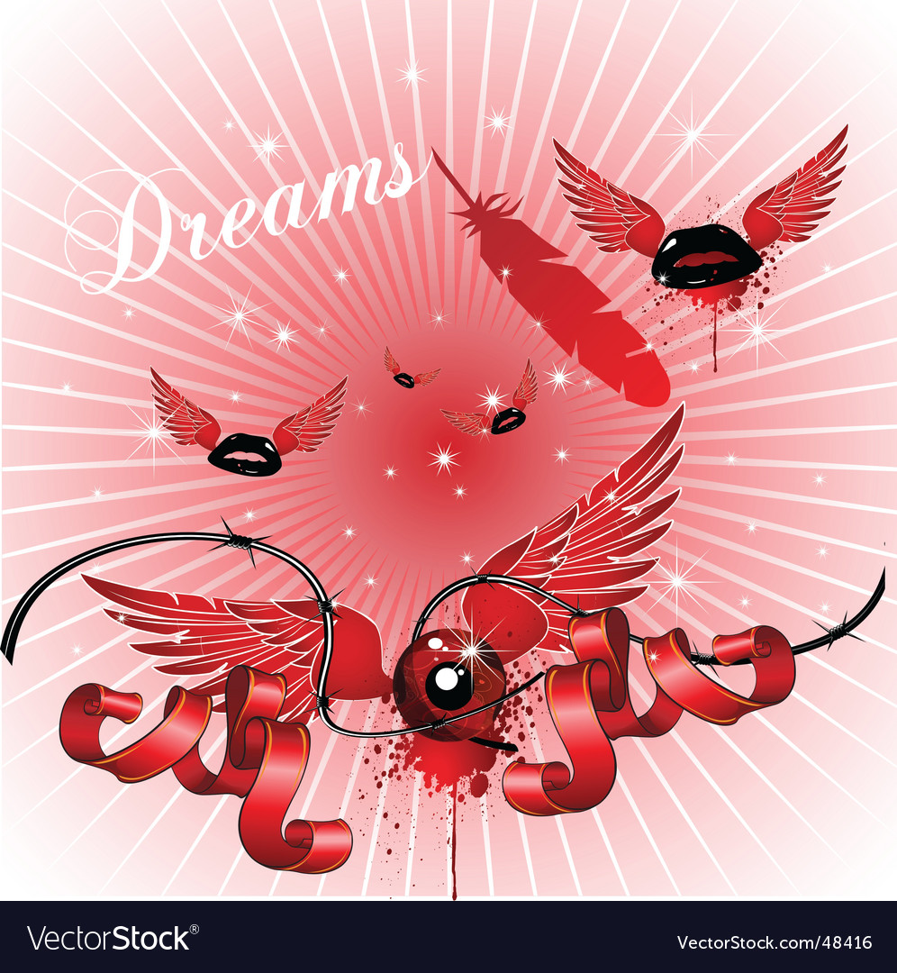 Dreamy background vector   Price: 1 Credit (USD $1)