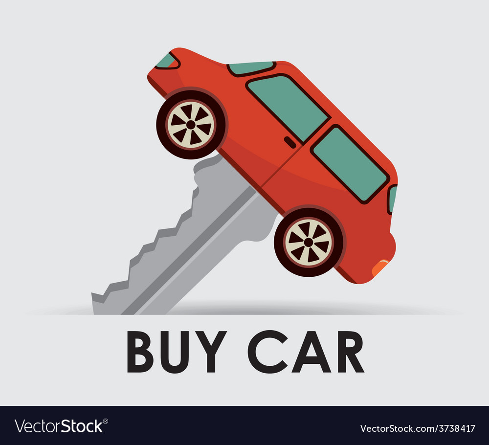 Buy car vector | Price: 1 Credit (USD $1)