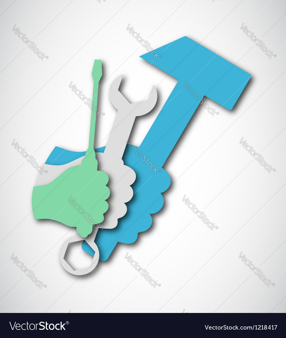 Repair tool vector   Price: 1 Credit (USD $1)
