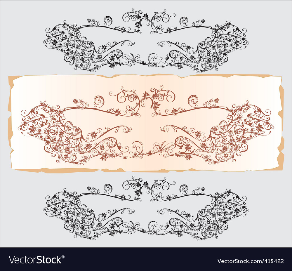 Decor 1 vector | Price: 1 Credit (USD $1)