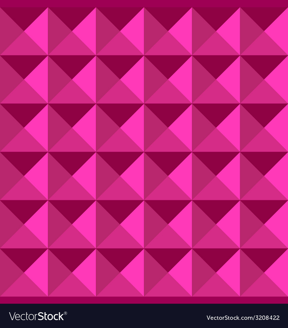 Dimension pattern pink color vector | Price: 1 Credit (USD $1)
