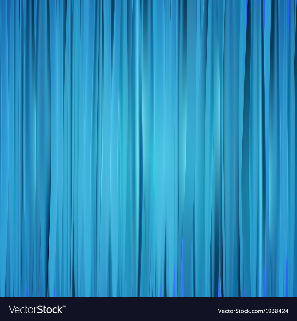 Blue stripes background vector | Price: 1 Credit (USD $1)