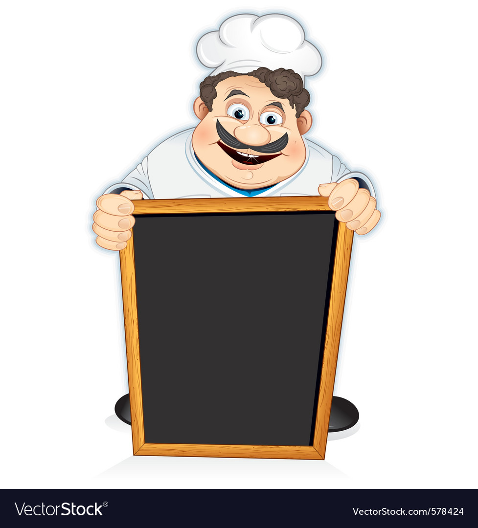 Chef specials vector | Price: 1 Credit (USD $1)