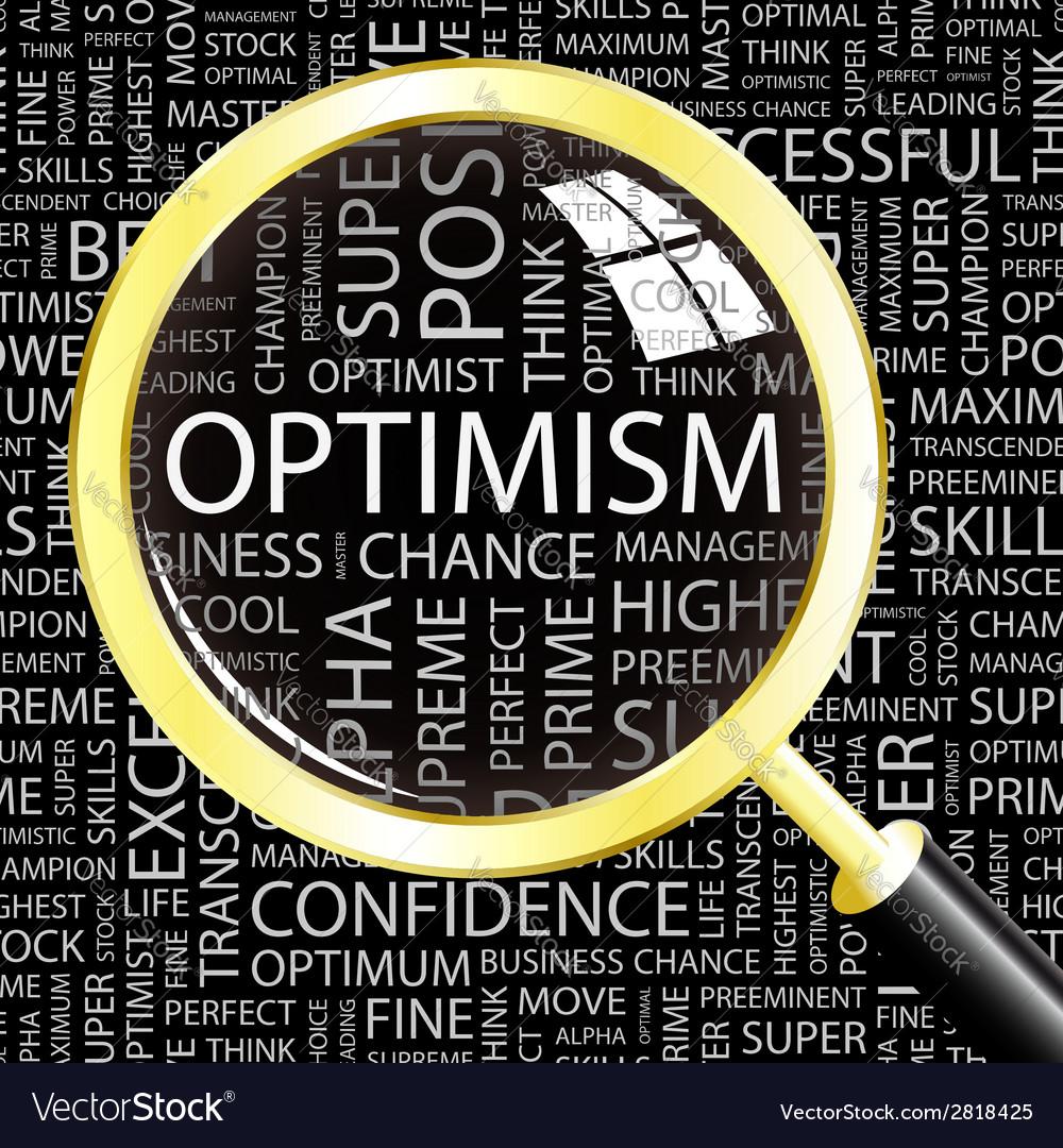 Optimism vector | Price: 1 Credit (USD $1)