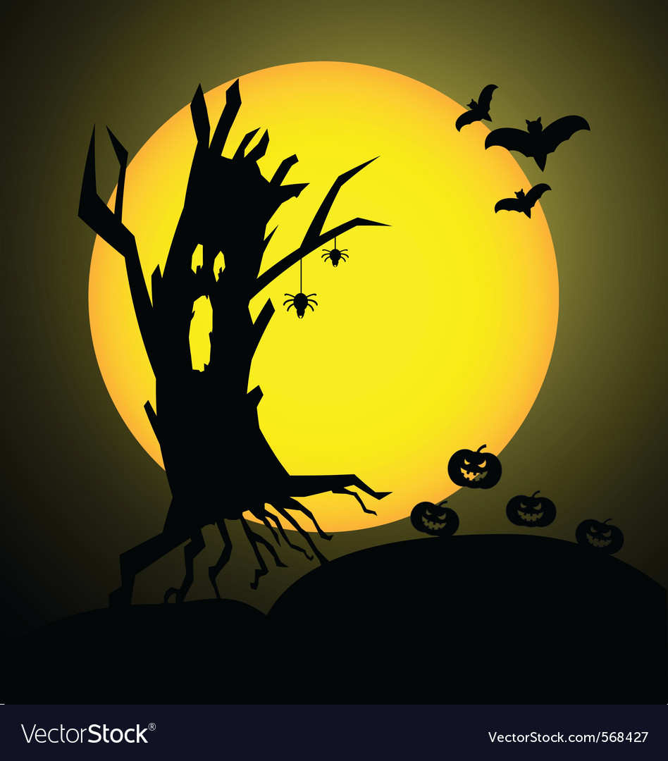 Halloween vector | Price: 1 Credit (USD $1)
