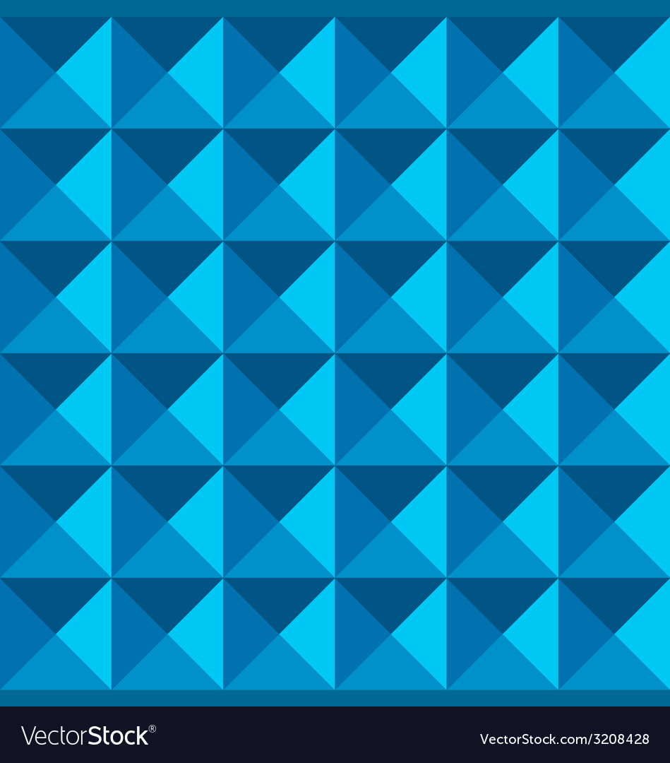 Dimension pattern blue color vector | Price: 1 Credit (USD $1)