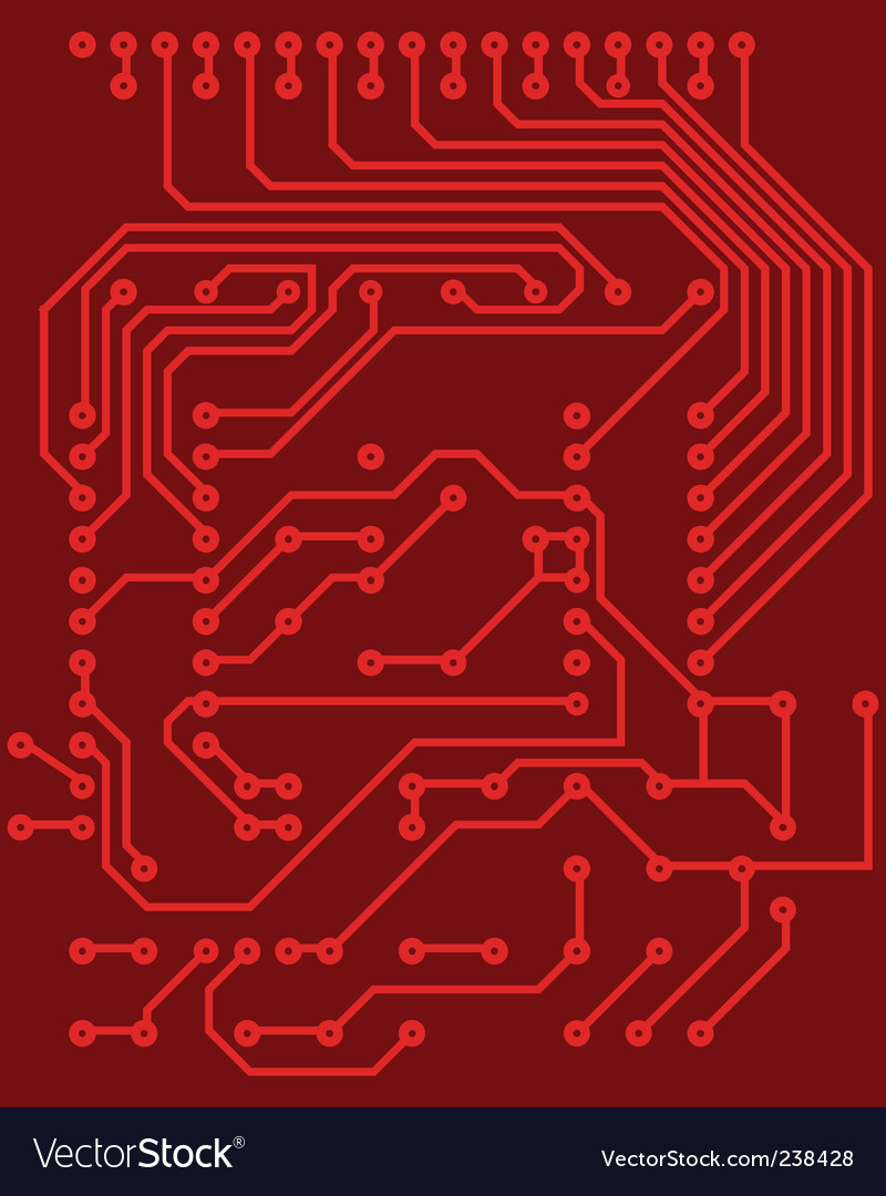 Electrical scheme vector | Price: 1 Credit (USD $1)