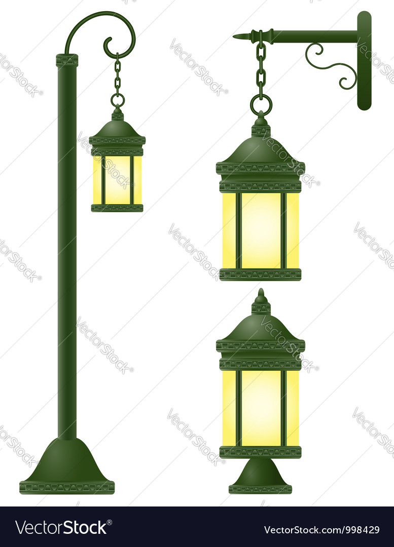 Streetlight 03 vector | Price: 1 Credit (USD $1)