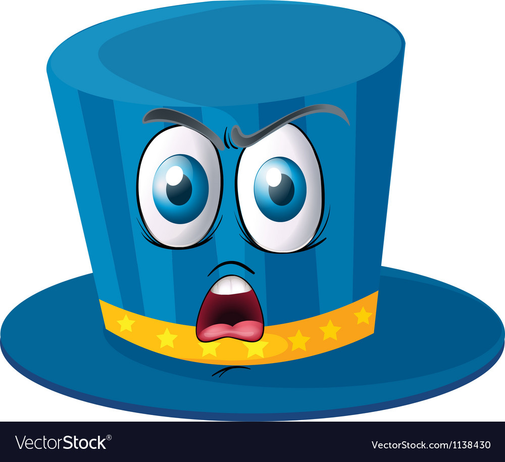 A hat vector | Price: 1 Credit (USD $1)