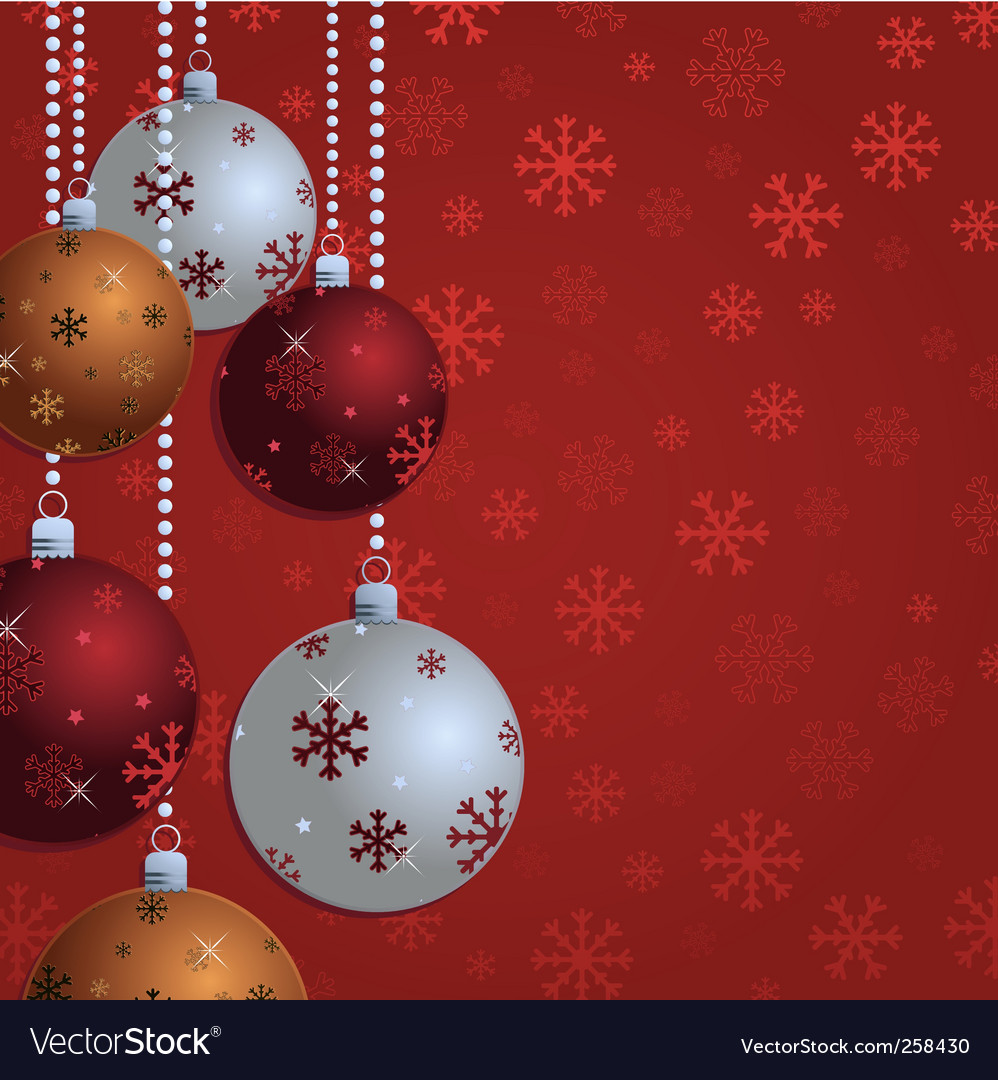 Hanging decorations vector | Price: 1 Credit (USD $1)