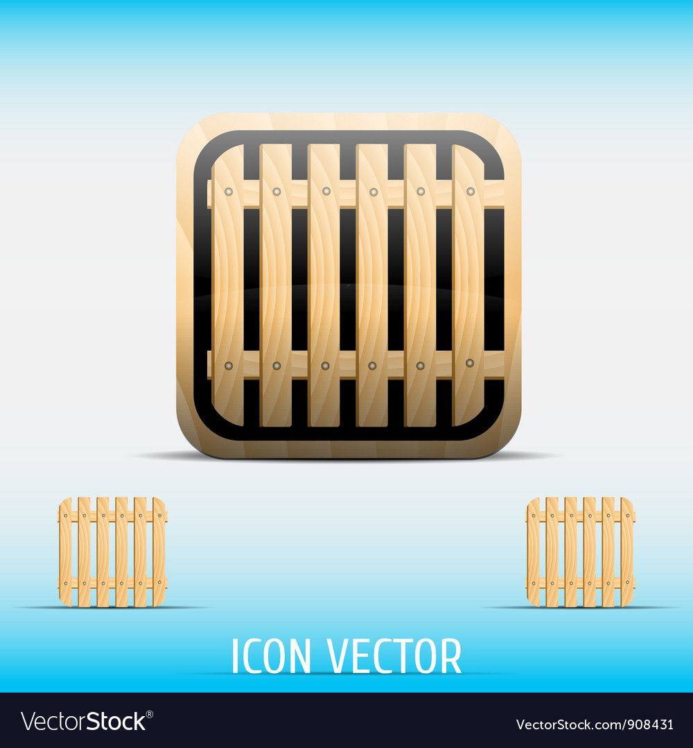 Icon open vector | Price: 1 Credit (USD $1)
