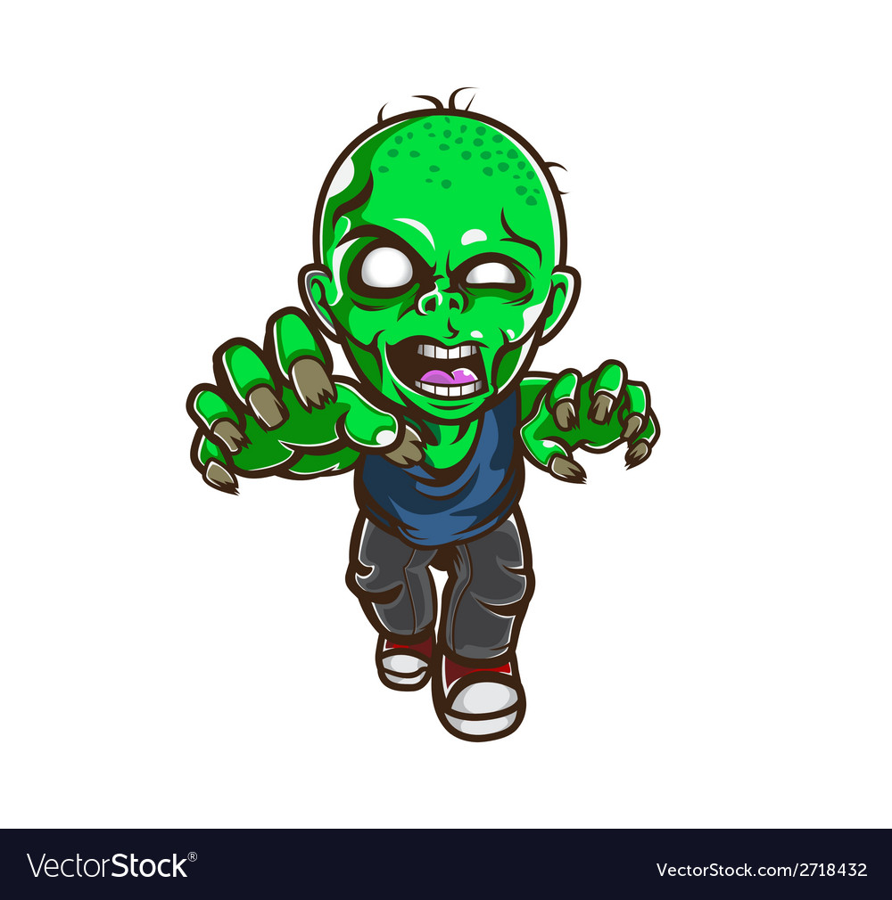 Zombie attack vector | Price: 1 Credit (USD $1)