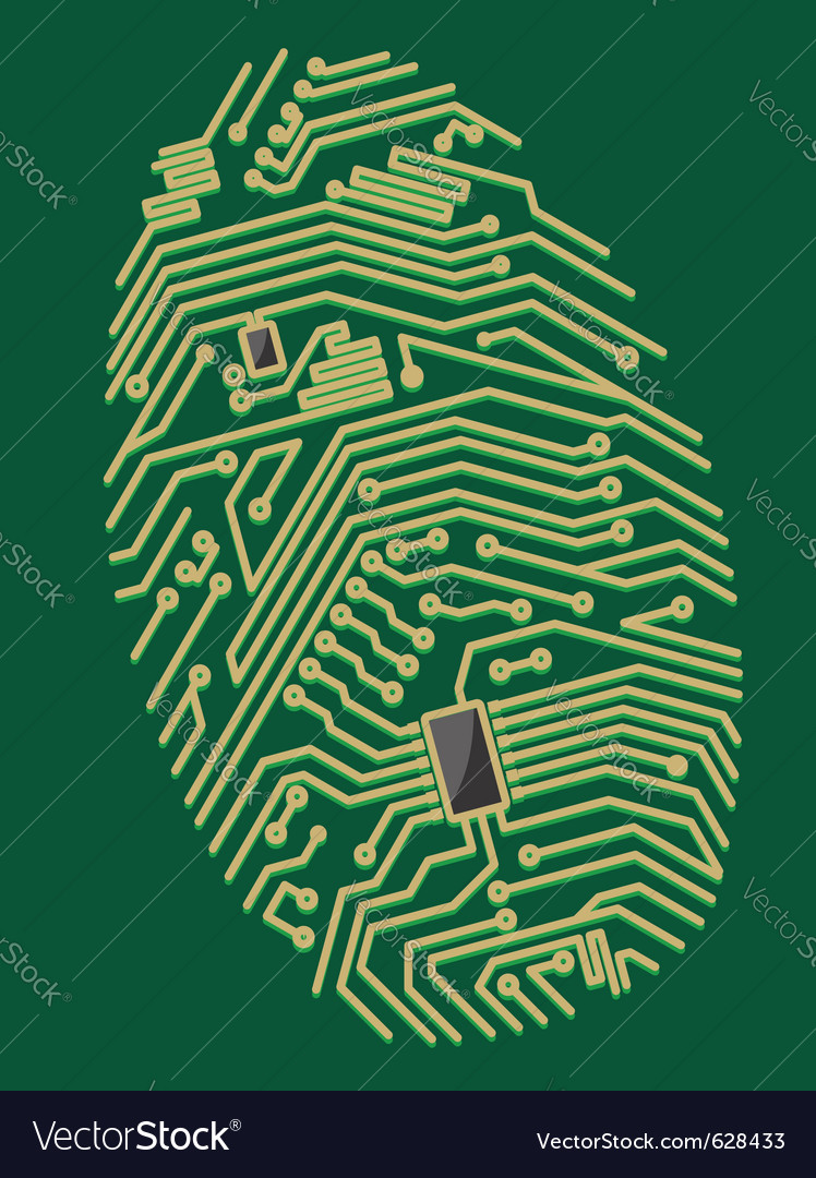 Circuit fingerprint vector | Price: 1 Credit (USD $1)