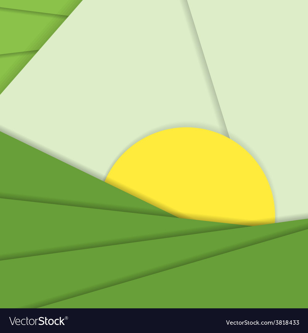 Material design background vector | Price: 1 Credit (USD $1)