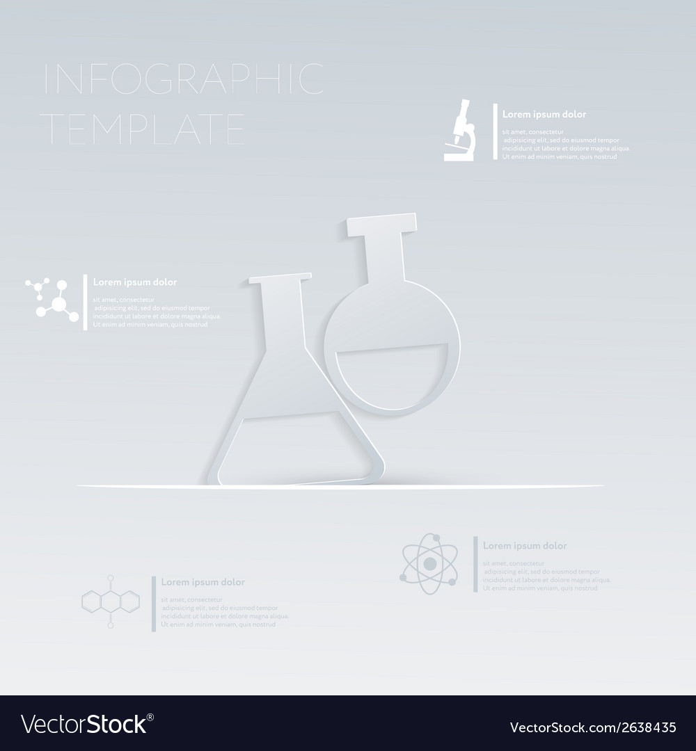 Bulb template graphic or website layout vector | Price: 1 Credit (USD $1)
