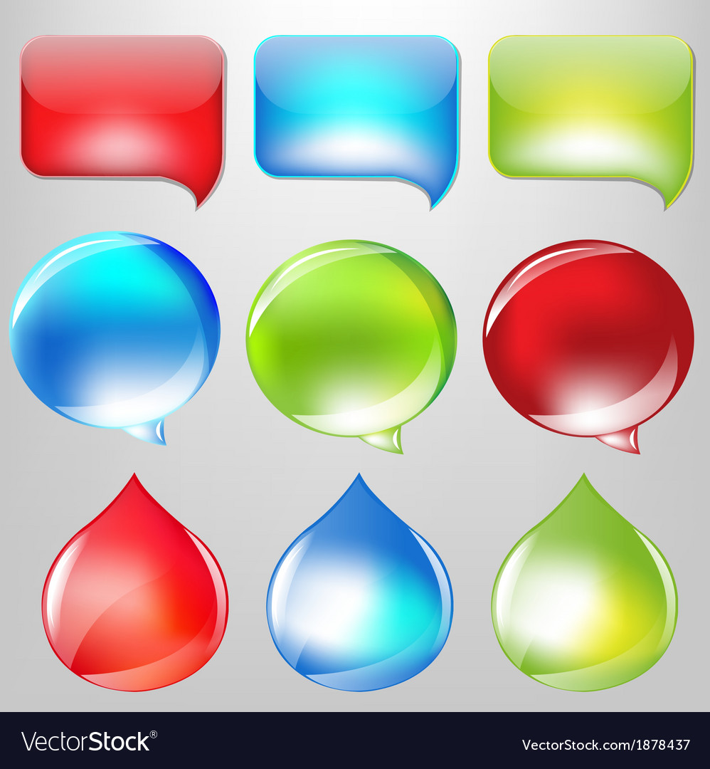 Collection web of elements vector | Price: 1 Credit (USD $1)