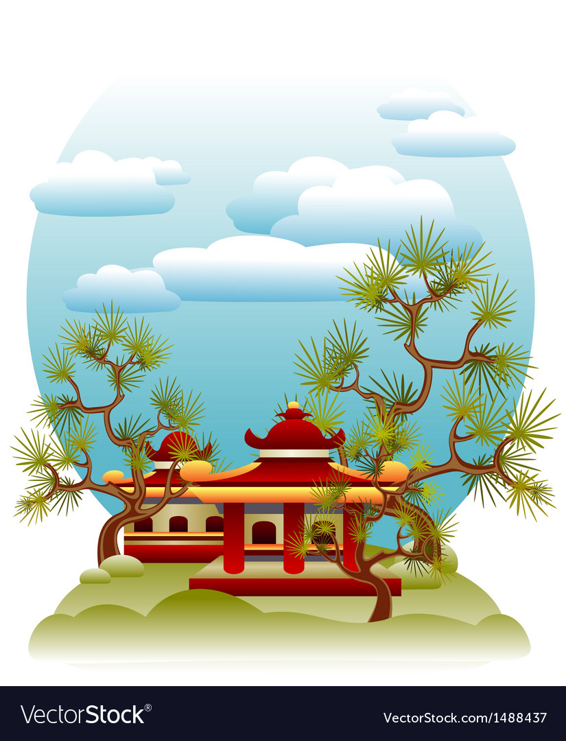 Feng shui vector | Price: 3 Credit (USD $3)