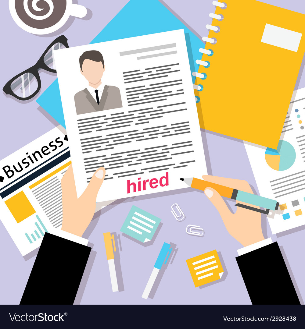 Business cv background vector | Price: 1 Credit (USD $1)