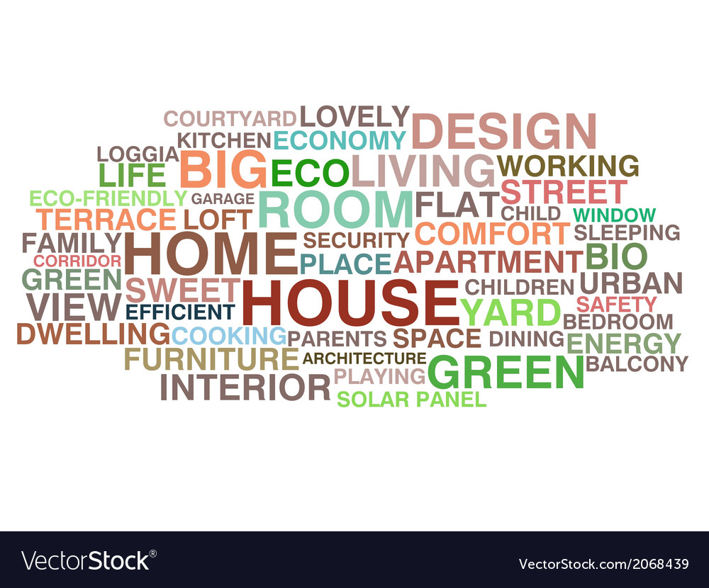 House and home vector | Price: 1 Credit (USD $1)
