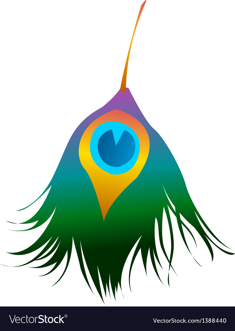 Icon plumage vector | Price: 1 Credit (USD $1)