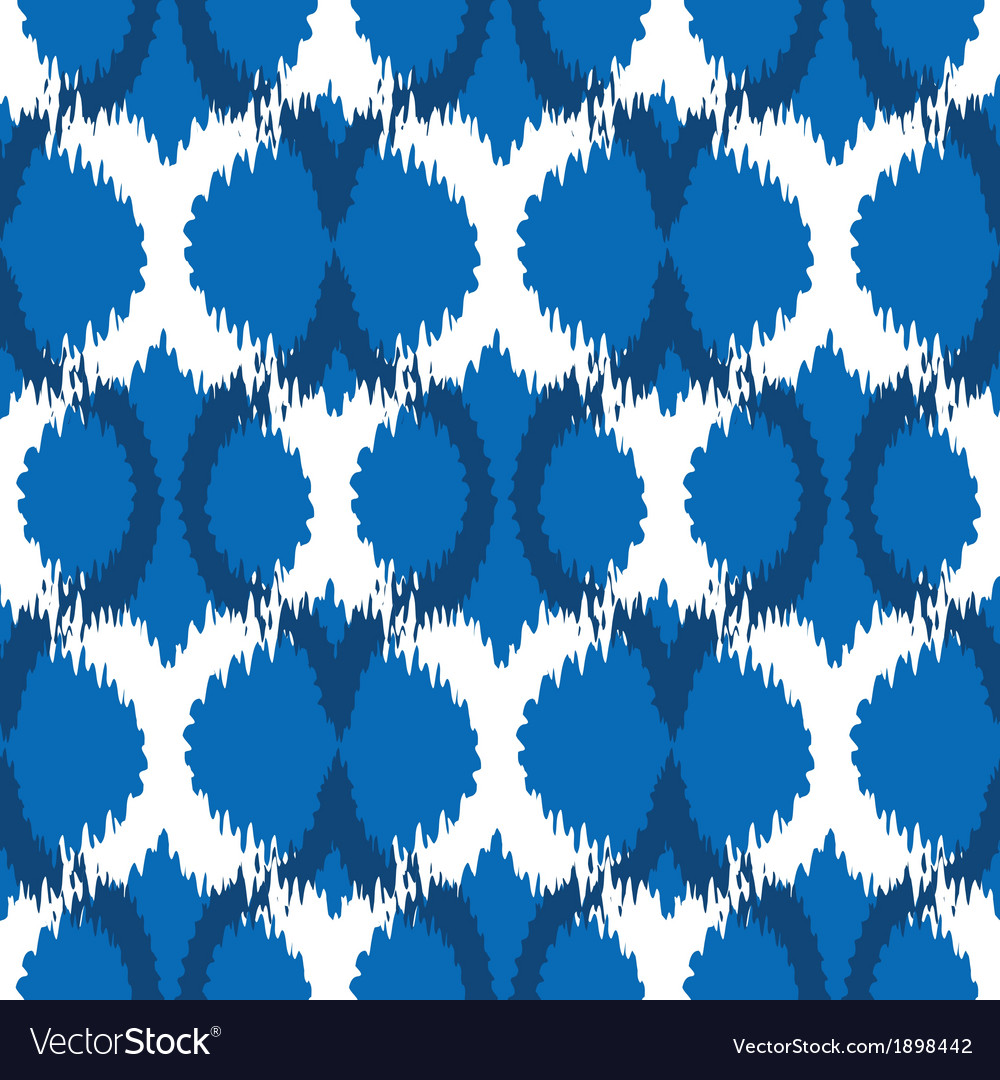 Ikat ogee vector | Price: 1 Credit (USD $1)
