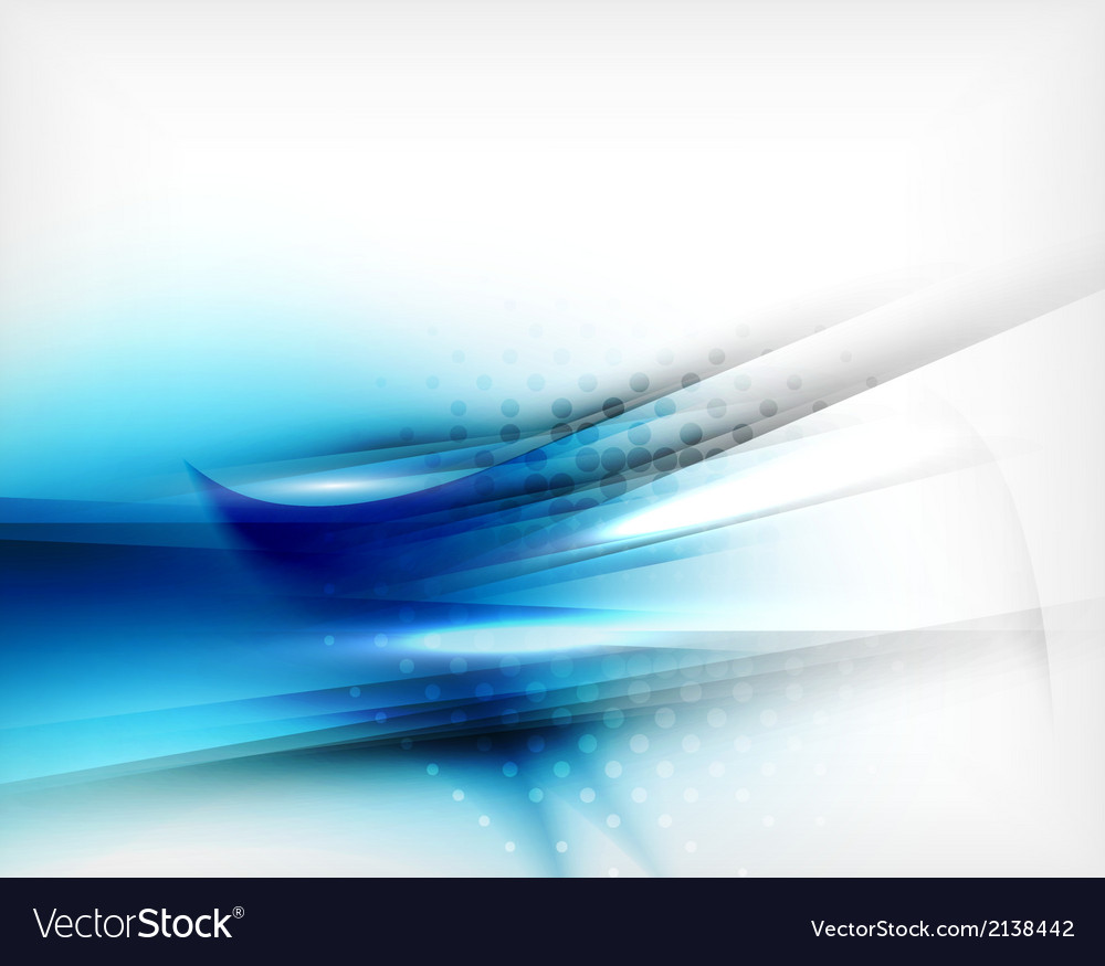 Smooth elegant wave business background vector | Price: 1 Credit (USD $1)