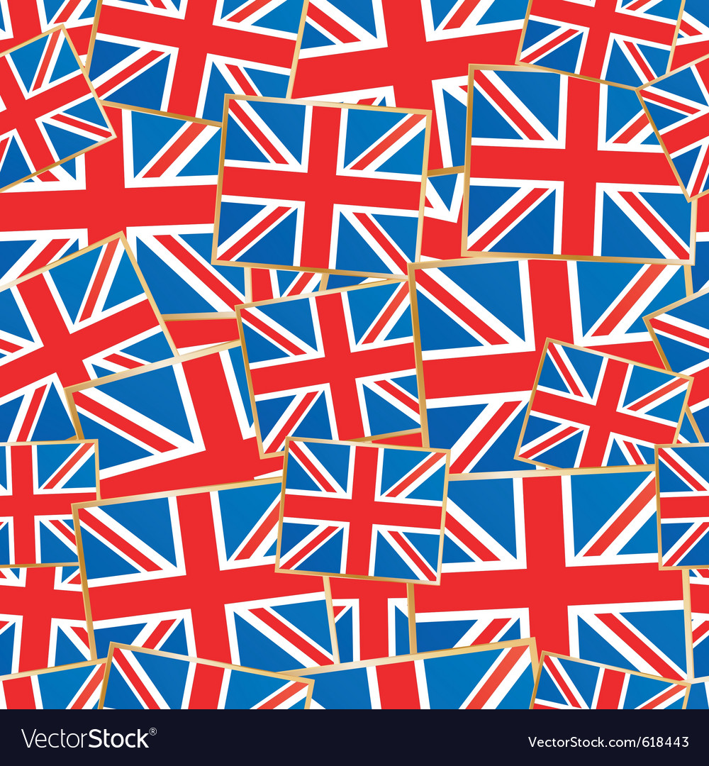 Union jacks vector | Price: 1 Credit (USD $1)