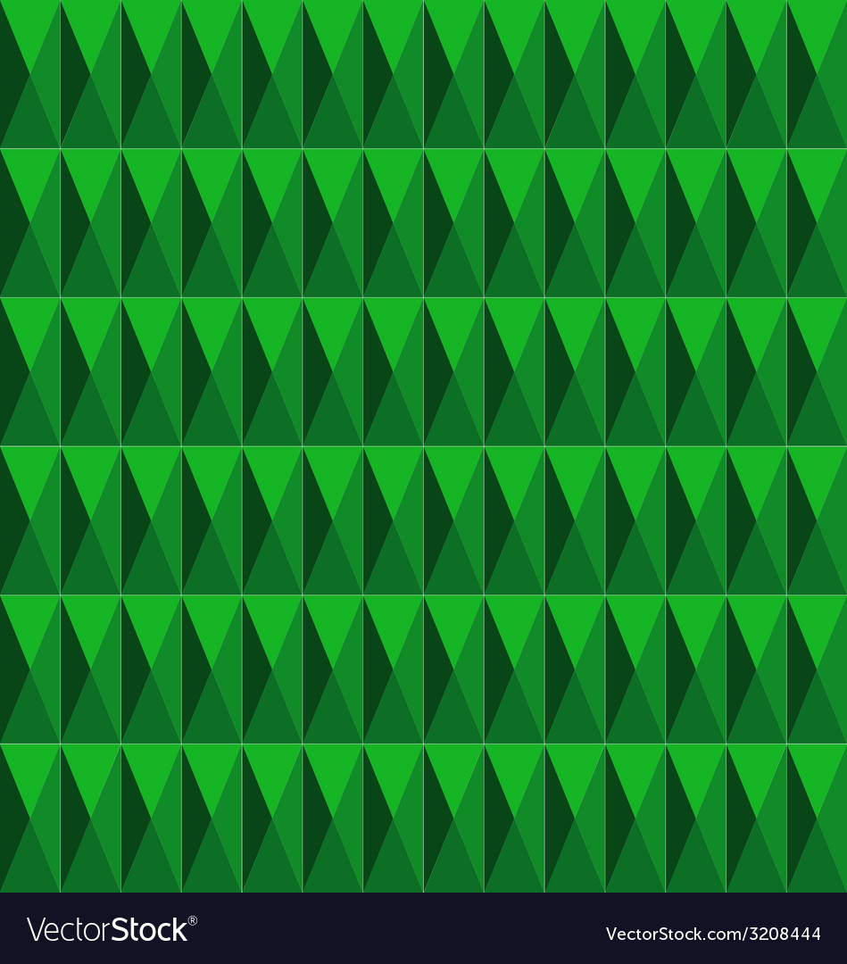Dimension pattern green color vector | Price: 1 Credit (USD $1)