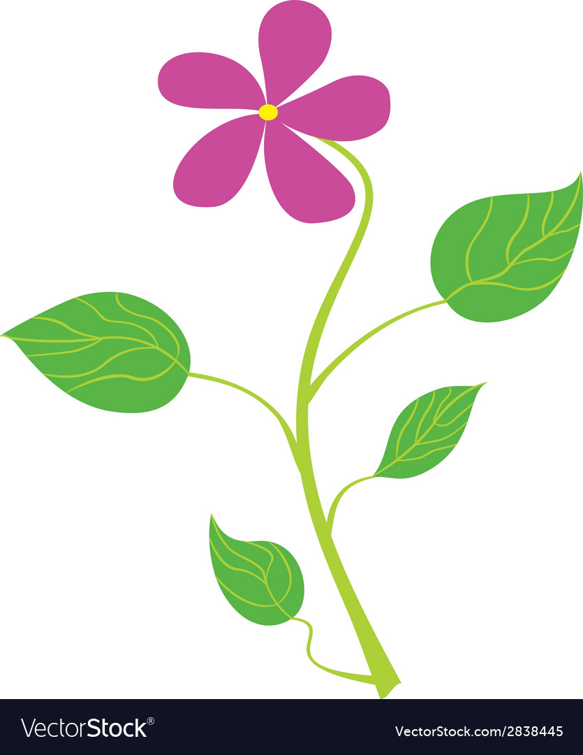 Flower art vector | Price: 1 Credit (USD $1)