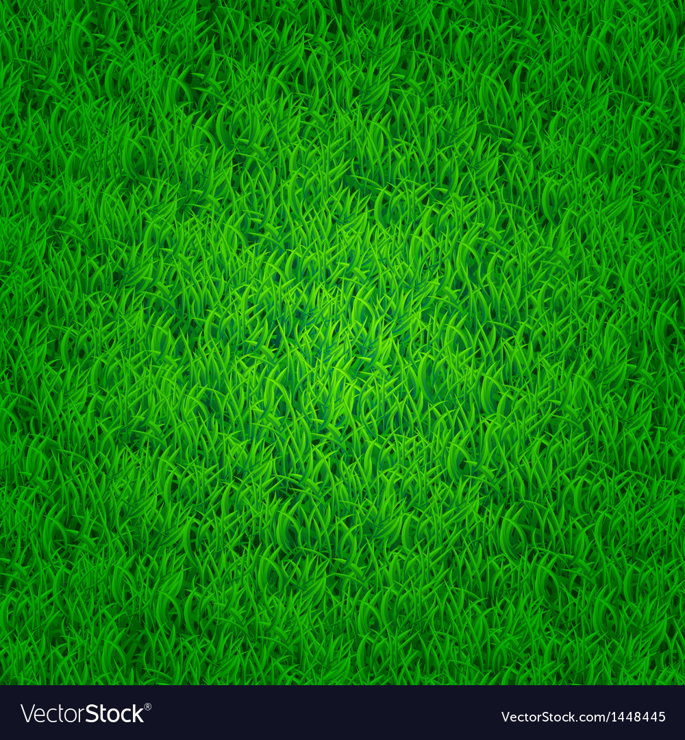 Green grass background vector | Price: 1 Credit (USD $1)