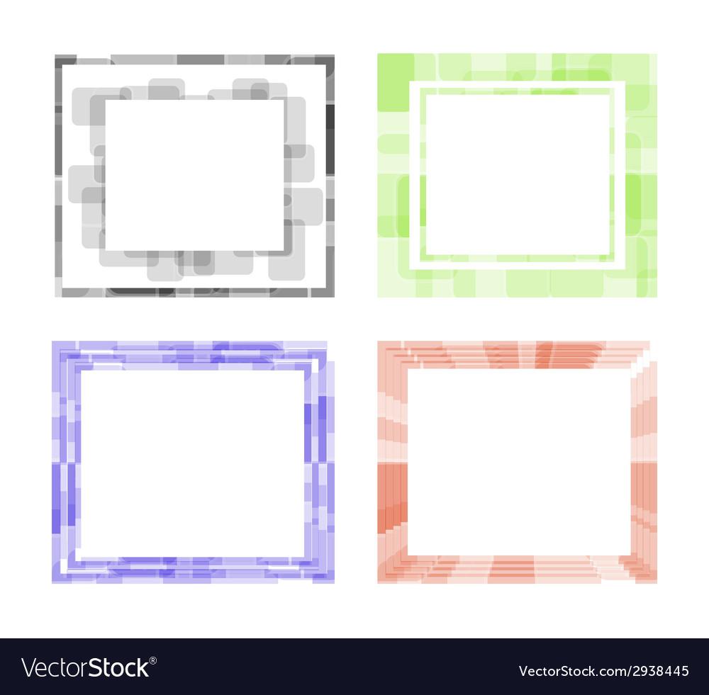 Photoframe vector | Price: 1 Credit (USD $1)