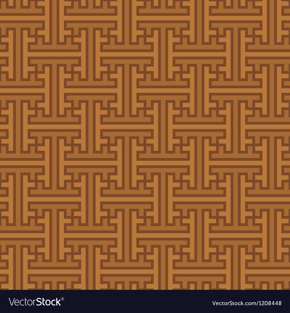 Abstract ethnic pattern vector | Price: 1 Credit (USD $1)