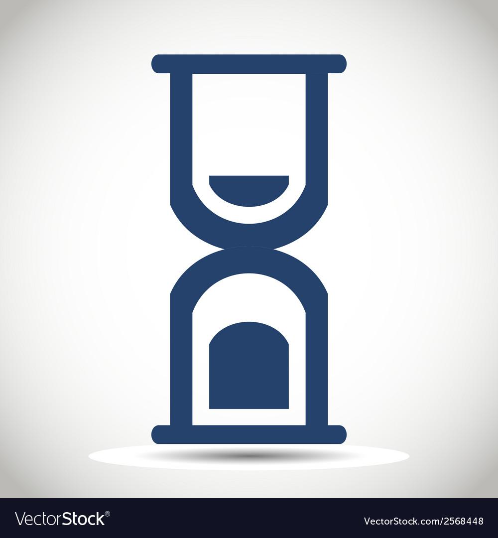 Hourglass icon vector   Price: 1 Credit (USD $1)