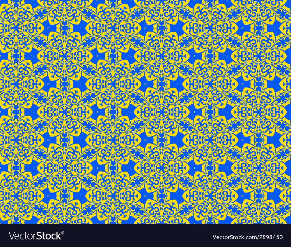 Decorative pattern vector | Price: 1 Credit (USD $1)