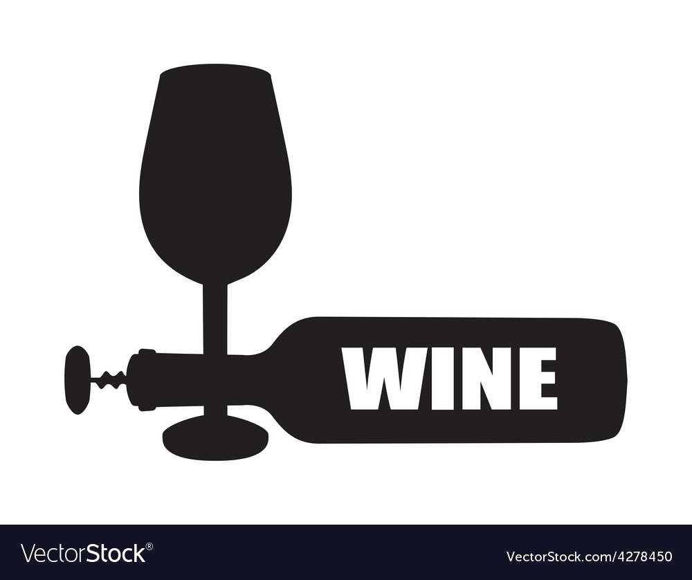 Wine concept vector | Price: 1 Credit (USD $1)