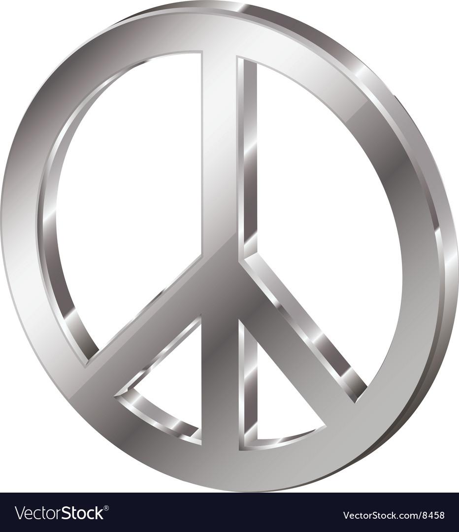 Hippie symbol vector   Price: 1 Credit (USD $1)