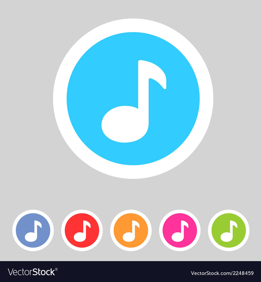 Flat game graphics icon sound vector   Price: 1 Credit (USD $1)