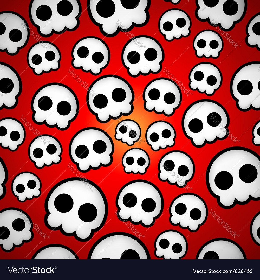 Seamless emo background vector   Price: 1 Credit (USD $1)