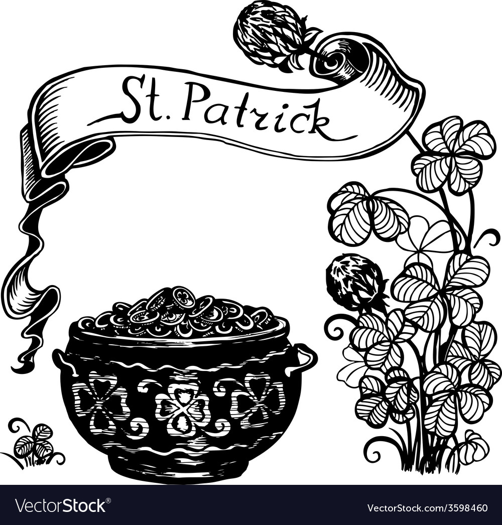 St patrick vector   Price: 1 Credit (USD $1)
