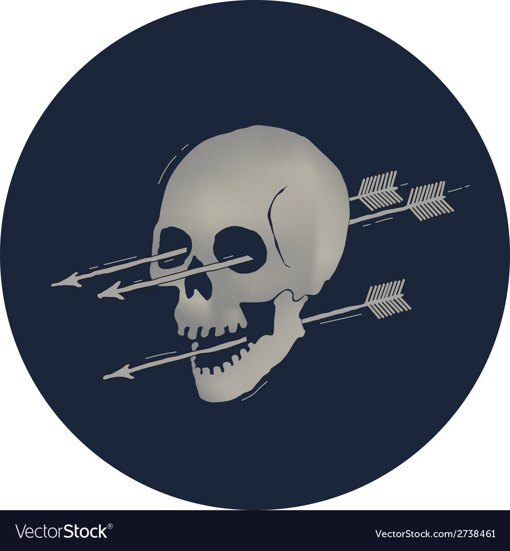 Arrow head vector | Price: 1 Credit (USD $1)