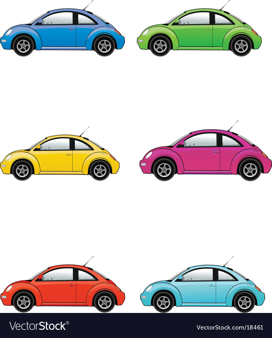 Set of cars vector | Price: 1 Credit (USD $1)