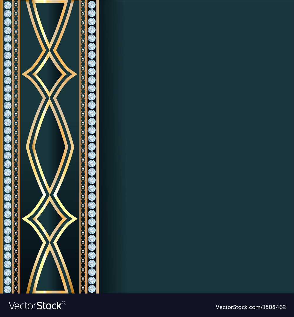 Background with precious stones vector | Price: 1 Credit (USD $1)