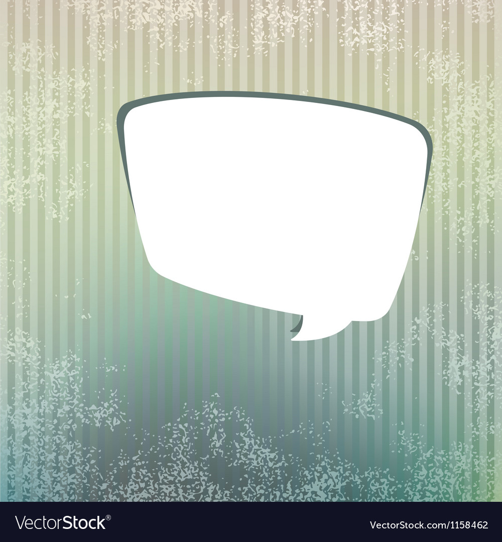 Background with speech bubble  eps8 vector | Price: 1 Credit (USD $1)