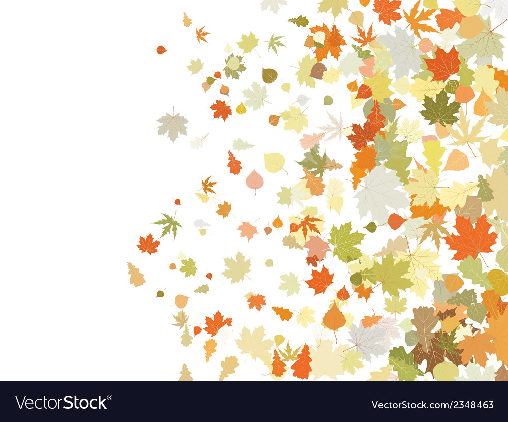 Atumnall leaves warm  eps 8 vector | Price: 1 Credit (USD $1)