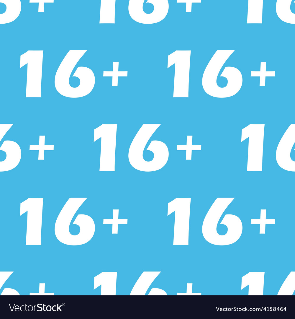 Age seamless pattern vector | Price: 1 Credit (USD $1)