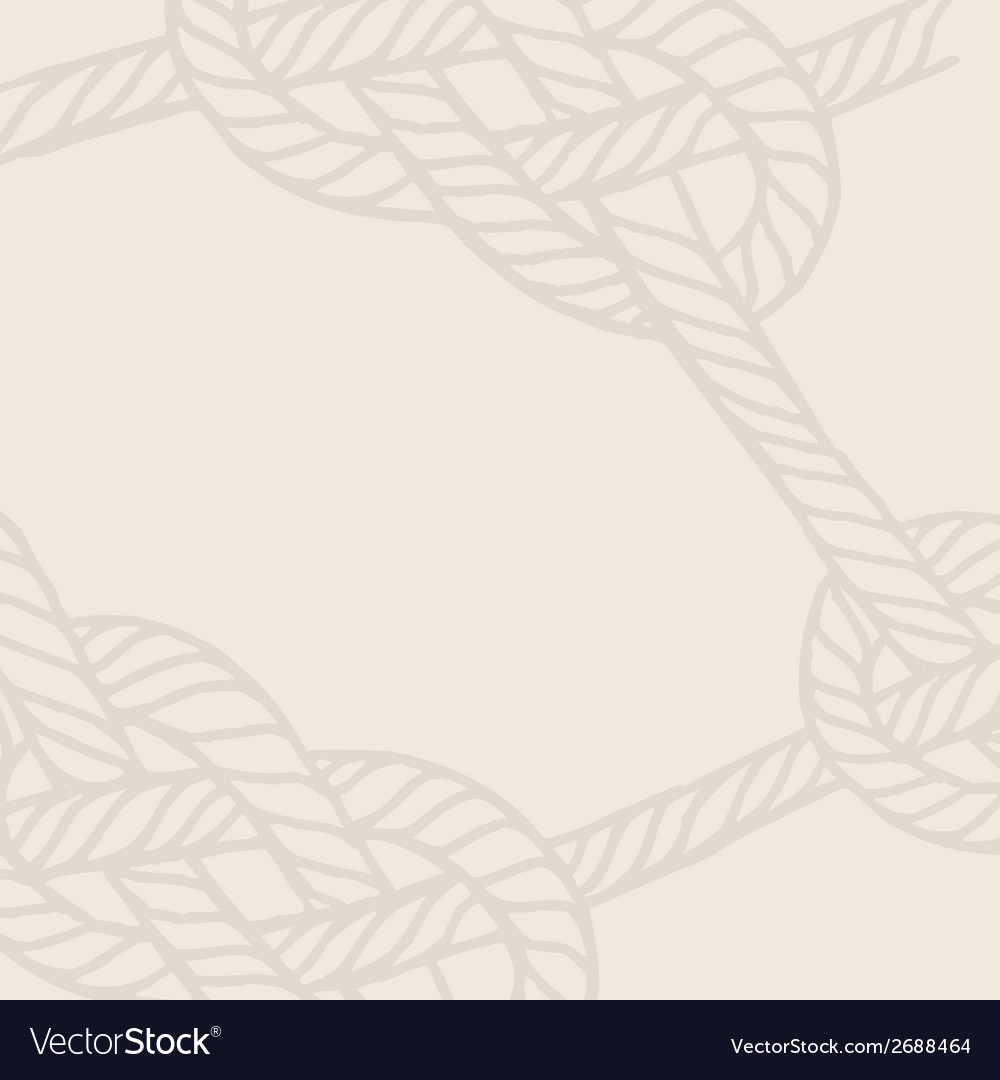 Summer hand drawn background vector | Price: 1 Credit (USD $1)